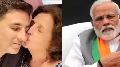 Photo of You will get emotional after reading the long letter written by PM Modi on the death of Akshay Kumar's mother!