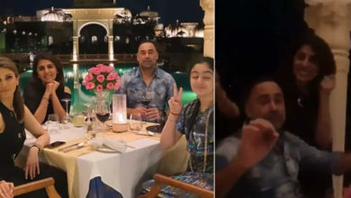 Photo of Neetu Kapoor reached Udaipur on Riddhima's birthday, danced on Rajasthani music with son-in-law