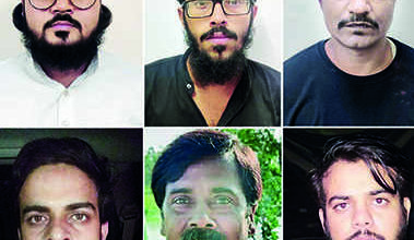 Photo of Delhi isis arrest: two militants out of six arrested with suspected Islamic State ties were trained by Pak army officers