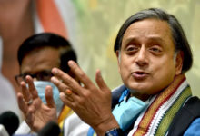 Photo of shashi tharoor: 'ass' reference against Shashi Tharoor;  The president of the Telangana Congress apologizes;  Tharoor says problem solved
