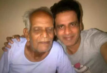 Photo of Manoj Bajpayee's father hospitalized in critical condition, left the shooting and reached Delhi