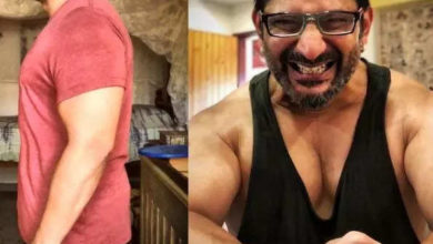 Photo of 53-year-old Arshad Warsi made a tremendous body, not only the fans but also Ranveer Singh was surprised