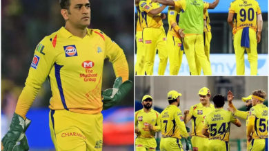 Photo of super kings of chennai: Dhoni and then 3 players;  These are the players who will stay with Chennai !!