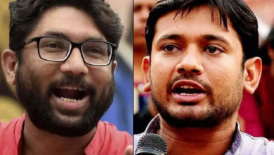Photo of Kanaya and Jignesh Mewani are reported to join Congress on September 28