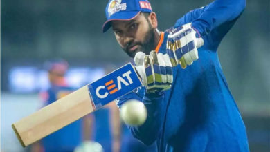 Photo of rohit sharma: Great record waiting for Rohit at IPL;  So far no Indian player has been able to !!  – ipl 2021: rohit sharma to achieve milestone in mi vs csk match