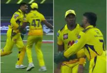 Photo of ms dhoni angry: the captain is not well now;  MS Dhoni video release – ipl 2021 ms dhoni loses her cool against dwayne bravo