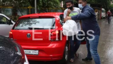 Photo of Raj Kundra returned home after spending two months in jail for making pornographic films