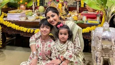 Photo of On coming home, Raj Kundra made son Viaan the first post, it is necessary to say about the family