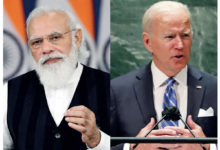 Photo of Modi accepts Biden's invitation to visit the United States today;  Critical meetings on the Taliban issue: prime minister narendra modi visits us to meet with president joe biden and his counterparts from Japan and Australia