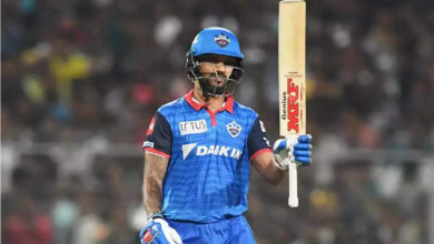 Photo of shikhar dhawan: Dhawan breaks records, behind Kohli and Rohit;  Will India lose at the World Cup?  – dc vs srh: shikhar dhawan completes 400 races in ipl 2021