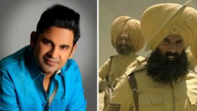 Photo of Manoj Muntashir accused of stealing song and poetry, Geeta Rabari's name came in the middle