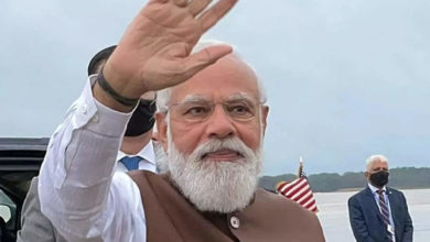 """Photo of modi to bring 157 artifacts: Modi returns from the US with a collection of """"treasures"""";  Thank you Prime Minister: we delivered artifacts and antiques during pm narendra modi's visit"""