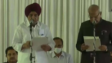 Photo of In Punjab, 15 members of the MLA Congress were sworn in as ministers;  6 newcomers – 15 mla congresses sworn in as ministers in punjab
