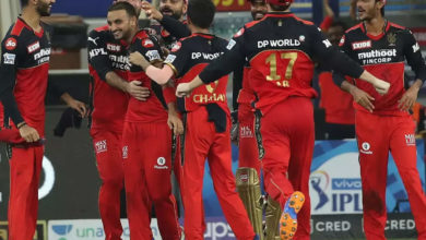 Photo of My vs rcb recap: Herschel's hat trick returns to Bangalore;  Mumbai out of the play-offs?