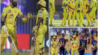 Photo of Csk vs kkr roundup: will he be Dhoni's successor?  Play-off confirmed;  Kolkata is in shock!
