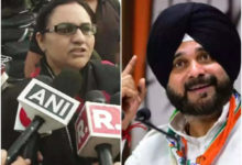 Photo of navjot singh sidhu: Solidarity with Sidhu;  Two ministers resign;  CM calls emergency meeting – solidarity with navjot sidhu punjab minister razia sultana resigns