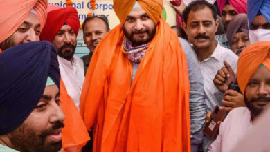 Photo of Navjot Singh Sidhu: 'It will not be accepted to bring back contaminated ministers';  Video message with Sidhu: Will continue to fight for truth comment after Sidhu day after resigning as head of punjab congress