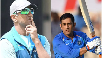Photo of rahul dravid: Dravid's trainer, MS Dhoni advisor;  Former coach says Indian cricket will reach new heights – msk prasad suggests rahul dravid as new indian coach and ms dhoni as mentor