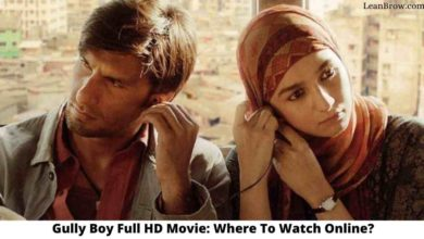 Photo of Gully Boy Full HD Movie: Where To Watch Online?