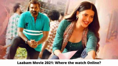 Photo of Laabam Movie 2021: Where the watch Online?