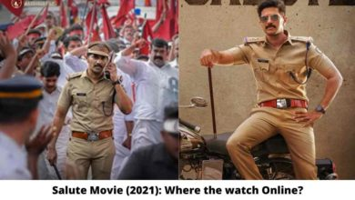 Photo of Salute Movie (2021) Where the watch Online?