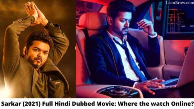 Photo of Sarkar (2021) Full Hindi Dubbed Movie: Where the watch Online?