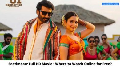 Photo of Seetimaarr Full HD Movie : Where To Watch Online?