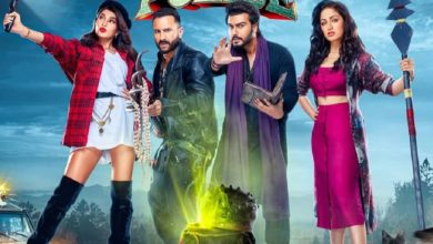 Photo of Bhoot Police Review: Saif-Arjun's movie is entertaining, why focus on other things?