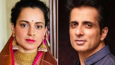 Photo of Income tax raids at the Sonu Sood facility, why did people start to remember Kangana Ranaut?