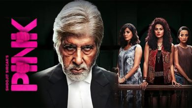 Photo of 5 Years of PINK: 5 lines from the film by Amitabh Bachchan and Taapsee Pannu that will give you goosebumps.