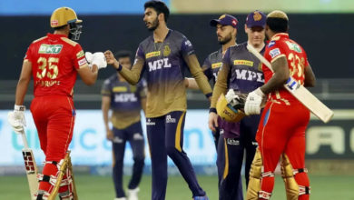 Photo of kkr vs pbks highlights: Punjab wins, one player responds to dismissal;  Big mistake for the referees!