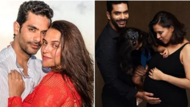 Photo of Neha Dhupia and Angad Bedi will be at home once again, Maher has got a younger brother