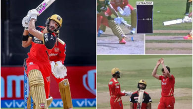 Photo of devdutt padikkal: The referee made a big mistake, this is an unforgivable mistake;  Controversy over Punjab-Bangalore match – rcb vs pbks: controversy over devdutt padikkal's not allowed wicket