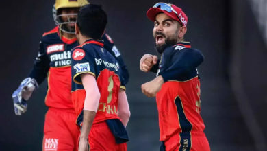 Photo of Summary of rcb vs pbks: RCB wins by two;  The player who beat Punjab is out!