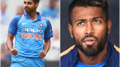 Photo of t20 world cup team: Hardik does not bowling, Bhuvneshwar's bad form;  4 great crises in the World Cup team !!