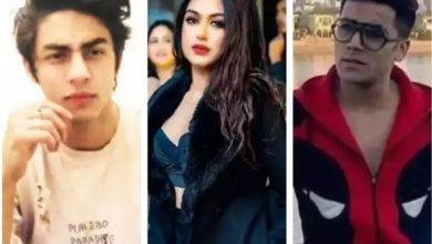 Photo of Aryan Khan Case: Who told Nupur to hide drugs in sanitary pads?