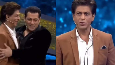Photo of What Shahrukh had said about Salman Khan years ago came true, old video went viral
