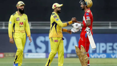 Photo of As the play-offs approach, Chennai is concerned, there is no substitute for the superstar;  Punjab raise your head and come back !!
