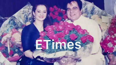 Photo of Saira Banu expresses feelings for the first time after Dilip Kumar's death, letter written before 56th anniversary