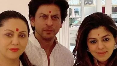 Photo of Who is Pooja Dadlani who is standing by Shahrukh in times of crisis?