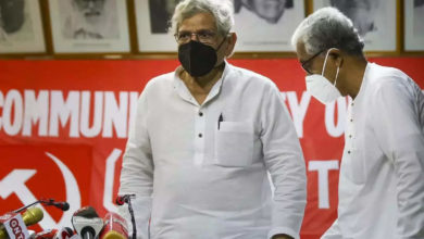 Photo of the third front in india: the third front is not practical, Congress is a party rooted in the whole country, irreplaceable;  CPM PB – the CPM politburo on the third front is not practical and the congress is a party rooted at the national level