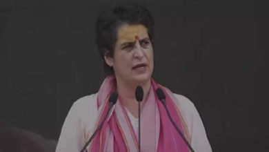 """Photo of priyanka gandhi: """"The government protects the murderers"""";  Priyanka says farmers and women are not safe in the UP – Congressional leader Priyanka Gandhi criticizes Modi government over lakhimpur kheri issue"""