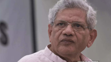 Photo of sitaram yechury: As a gift from Air India to Tata;  Rs 46262 crore liability on people's heads: Yechury v. Center – CPIM general secretary sitaram yechury alleges central government gave air india to tata as debt is still on shoulder of taxpayers