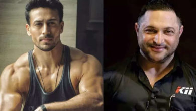 Photo of Tiger Shroff's fitness trainer passes away, Bollywood actor pays tribute in unique words