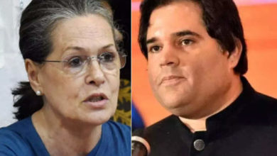 """Photo of poster by varun gandhi sonia gandhi: """"happy days are coming"""";  Congress takes action against Sonia – Varun Gandhi, Congress takes action against the leader of Uttar Pradesh for sharing a poster welcoming Varun Gandhi to the party"""