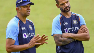 Photo of Series against New Zealand;  Dravid to become interim coach of the Indian team