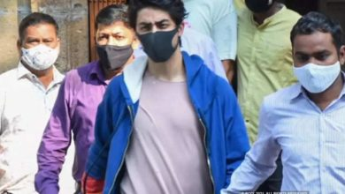 Photo of Prisoner number 956 in jail is Aryan Khan, father Shahrukh sent Rs 4500 by money order