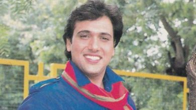 Photo of Govinda's childhood was spent in this walk, see a glimpse of it in the viral video