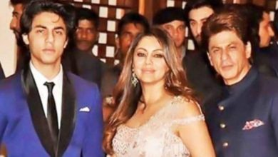 Photo of Aryan Khan made a video call to Shahrukh-Gauri from jail, talked for 10 minutes