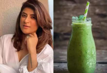 Photo of Bottle gourd toxicity: this is the experience of Tahira Kashyap, the actress who was in ICU after drinking churayka juice – tahira kashyap shares how she landed in ICU after consuming bottle gourd juice